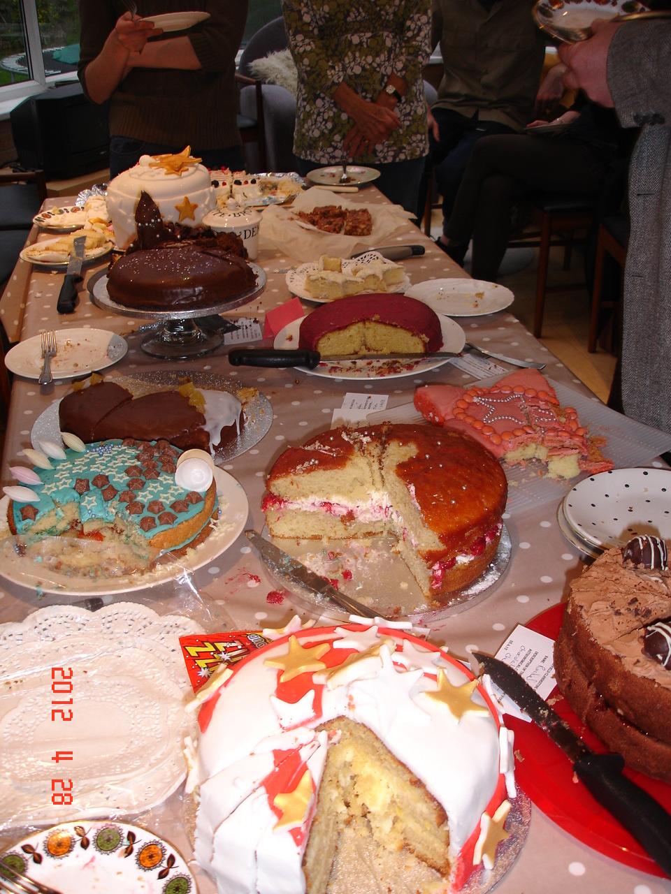 SHEFFIELD CLANDESTINE CAKE CLUB