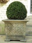 Classical box planter