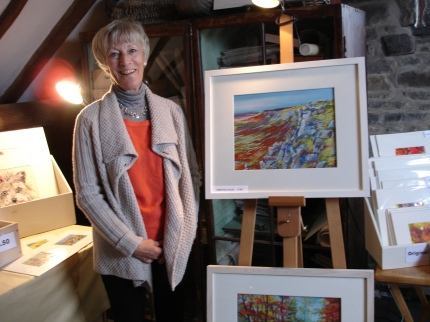open up  lyn littlewood Outseats hathersage