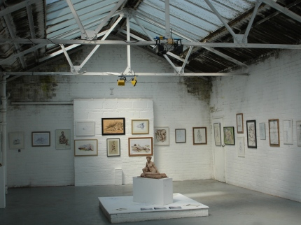 KIAC gallery open up